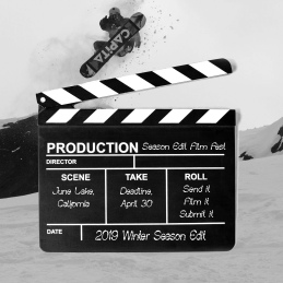 1273737 The Clapper board
